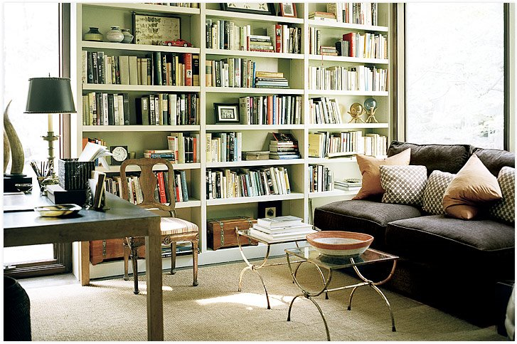 Using a bookshelf to enhance your living room decor ideas the home of decorating ideas - Living room bookshelf decorating ideasuse shelf for storage ...