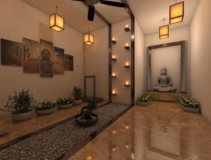 Zen Living Room