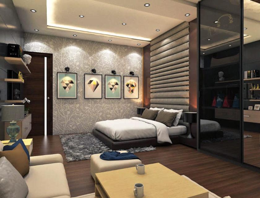 4 Luxury Bedroom Ideas
